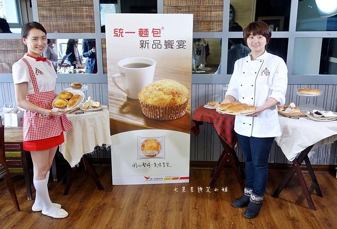 13 統一麵包 植元共生技術 菠蘿奶酥麵包、蔓越苺乳酪麵包、椰香奶酥麵包