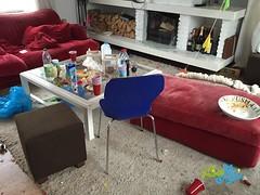 Huisfeest Schoonmaak / After Party 114 - Schoonmaakbedrijf Frisse Kate