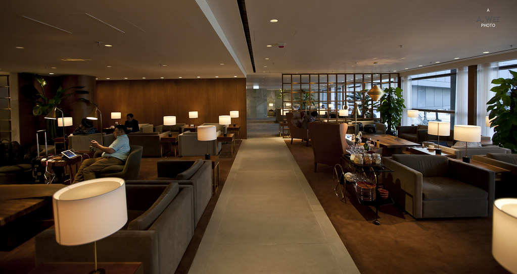 Main lounge area