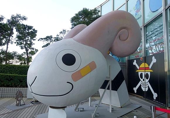 東京熱門景點台場小丸子咖啡店23
