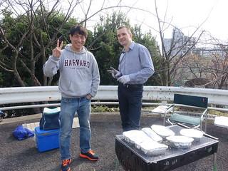 2015年11月22日 関谷研究室BBQ