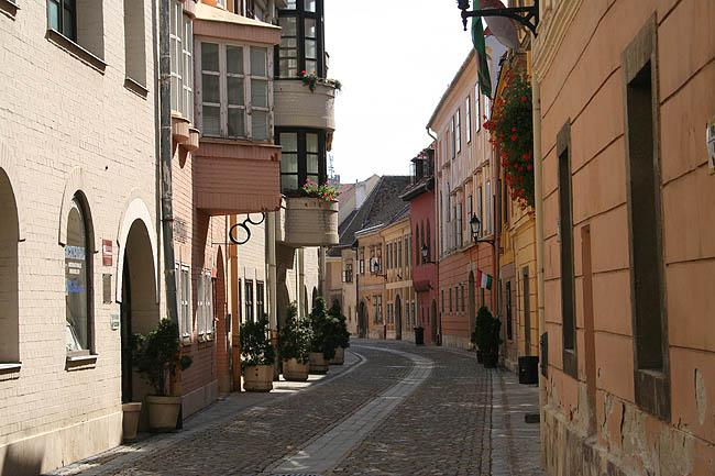 Szent György utca. © Paco Bellido, 2006