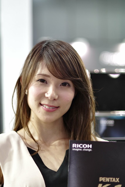 RICOH Imaging CP+ 2016