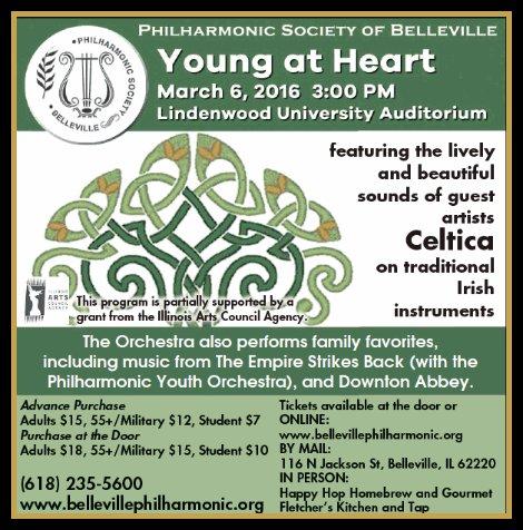 Belleville Philharmonic 3-6-16