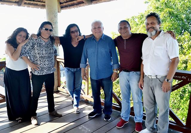 Em show no Theatro da Paz, oeste do Pará faz homenagem aos 400 anos de Belém