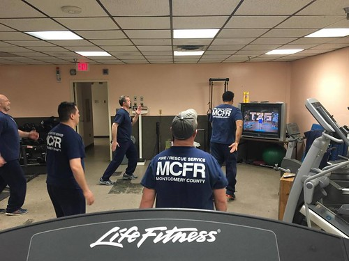 A New Generation: Fitness in the Firehouse