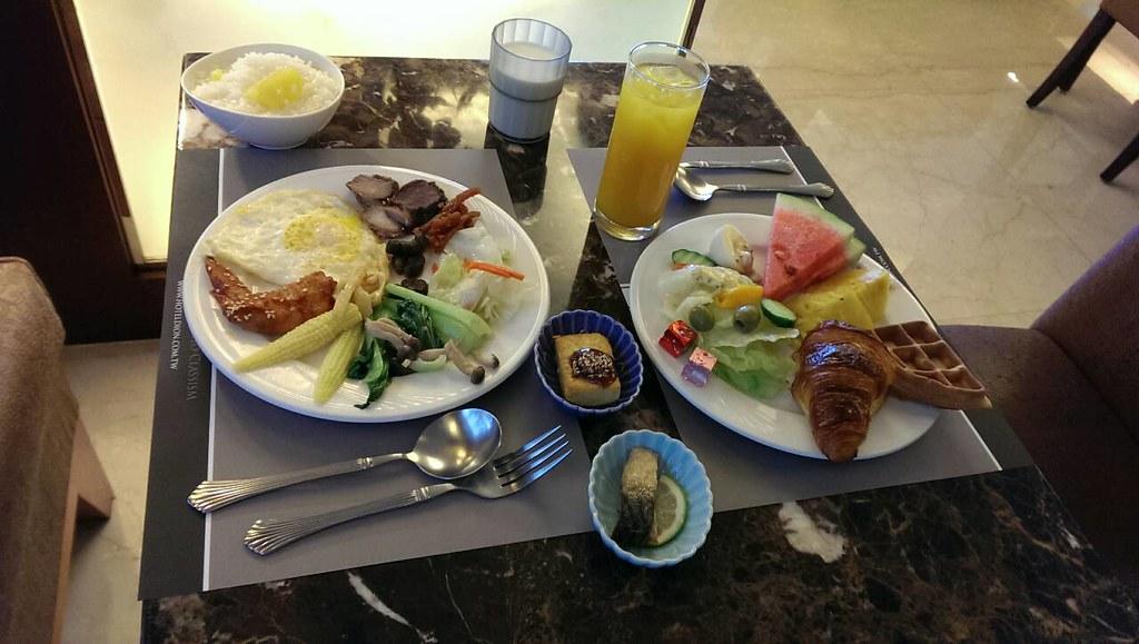 [推薦]鼎隆國際商旅服務超好,怎麼連早餐也這麼好吃0309 (1)