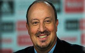 picture of Rafa Benitez