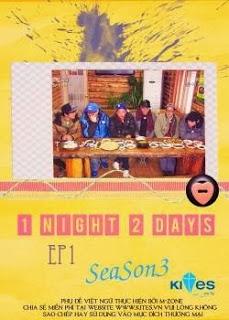 Hai Ngày Một Đêm - 2 Days 1 Night Season 3