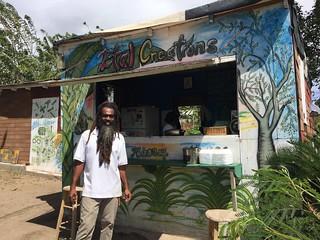 Ital Creations on St Kitts