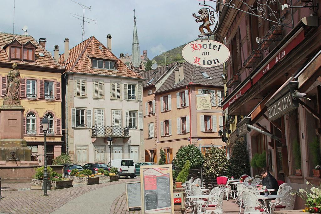 Alsace Wine Road - Ribeauvillé
