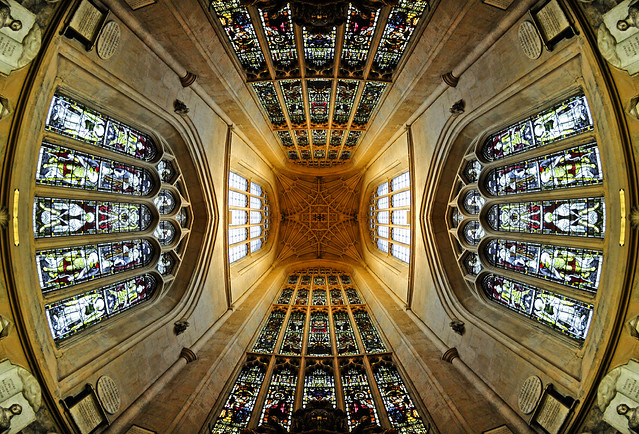 UK - Somerset - Bath Abbey - Interior 09_fisheye_flipped_DSC2421