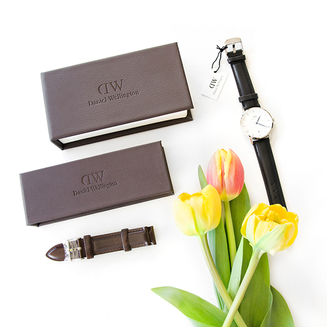 Modelo Dapper 34mm de Daniel Wellington