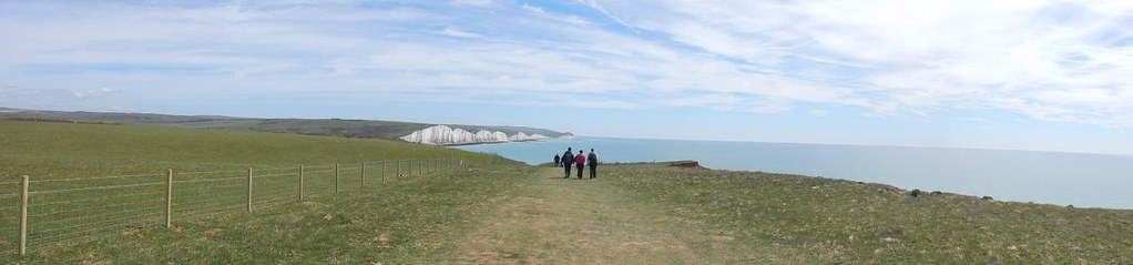 Seven Sisters Seaford to Eastbourne