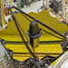James Webb Space Telescope's Golden Mirror by NASA's Marshall Space Flight Center