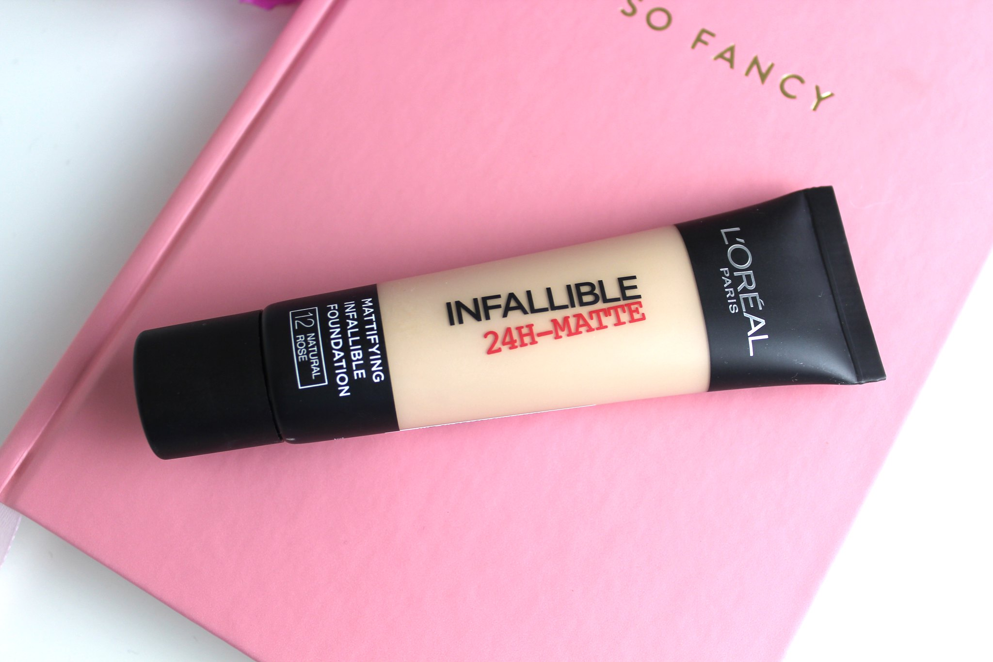 Loreal Infallible Matte Foundation