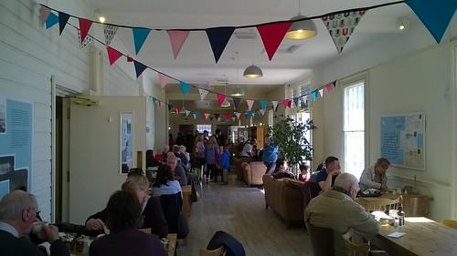 Birling Gap cafe