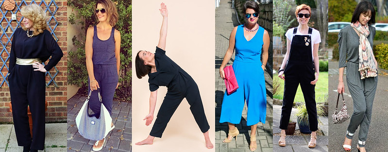 Fashion bloggers in jumpsuits and dungarees #iwillwearwhatilike