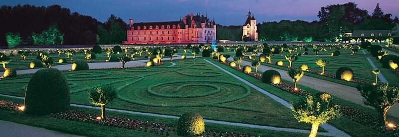 Castelo de Chenonceau - Vale do Loire