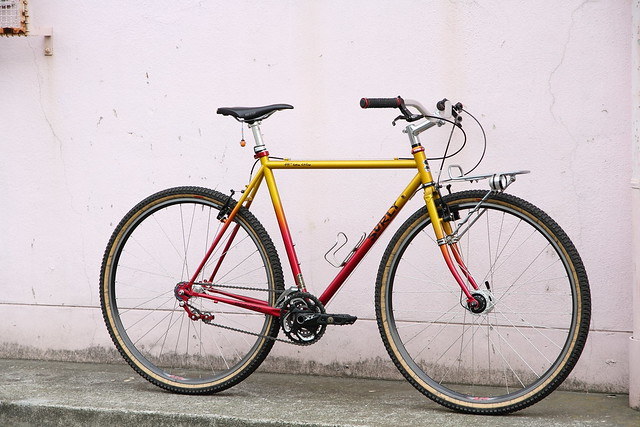 *SURLY* cross-check complete bike