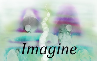 Imagine- John Lennon and Yoko Ono