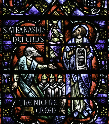 St Athanasius Defends the Creed | by Lawrence OP