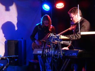 Audible Light - Les Hayden & Chris Conway