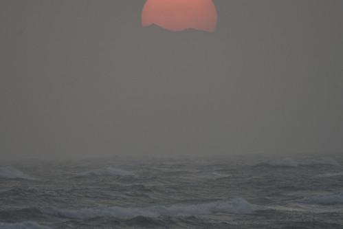 sunrise 日出 菓葉觀日樓 澎湖縣 湖西鄉 菓葉村