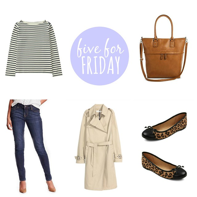 classics five for friday; Style On Target