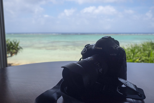 EOS-1D C in OKINAWA