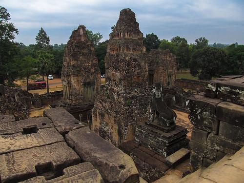 Angkor: le temple Pre Rup
