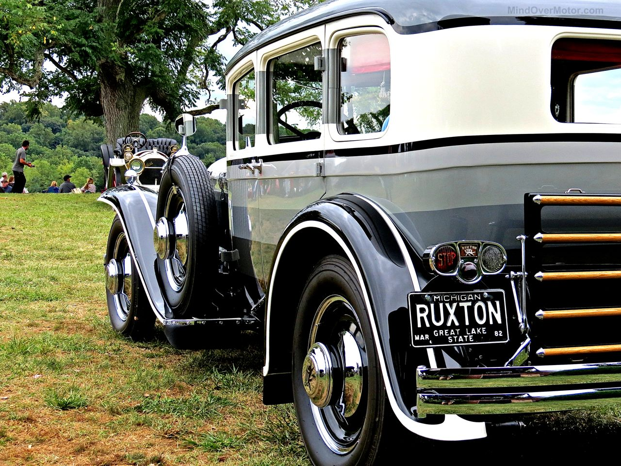 Ruxton at Radnor Hunt Concours 7
