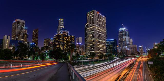 LA @ Night
