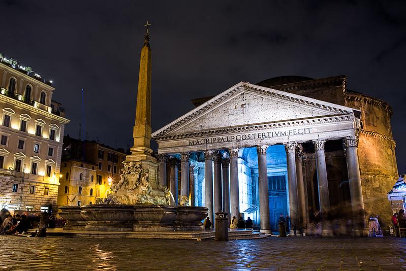 Panteón, corazón de Roma