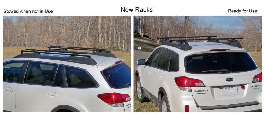 Subaru Outback Subaru Outback Forums Modified Roof