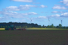 Fendt 93x Vario tractor