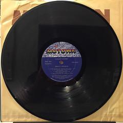 SMOKEY ROBINSON:A QUIET STORM(RECORD SIDE-A)