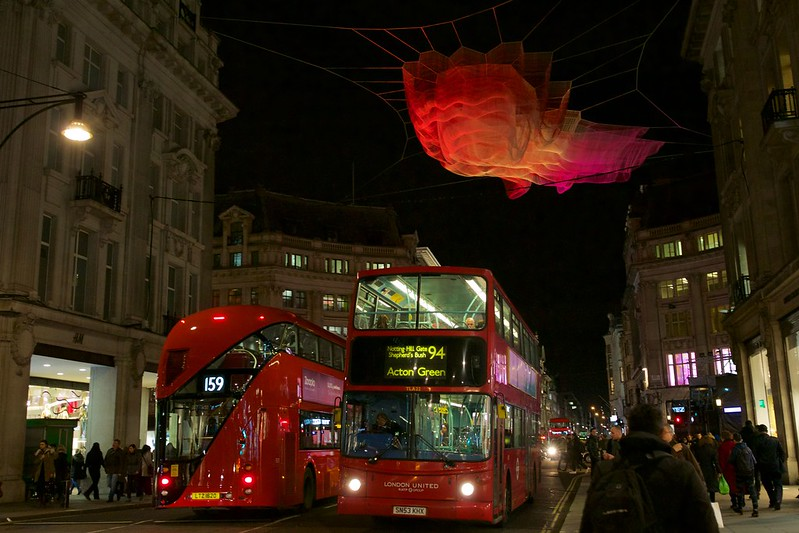 Lumiere London Oxford Circus 2