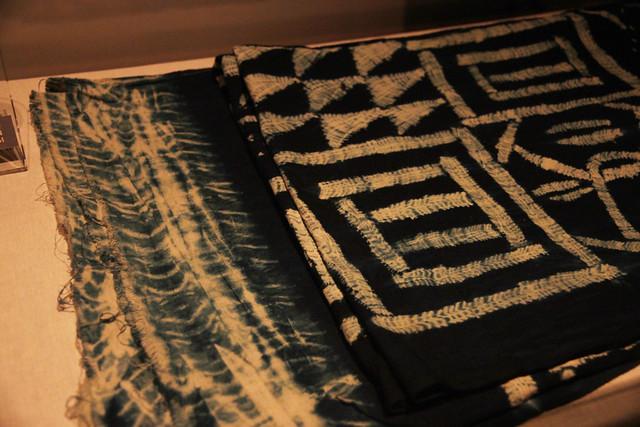 3蘭陽博物館-藍染特展2