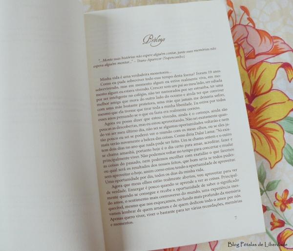 Resenha, livro, Memórias de Ellie White, Daniel Almeida, Selo Jovem, capa, opinião, diagramação