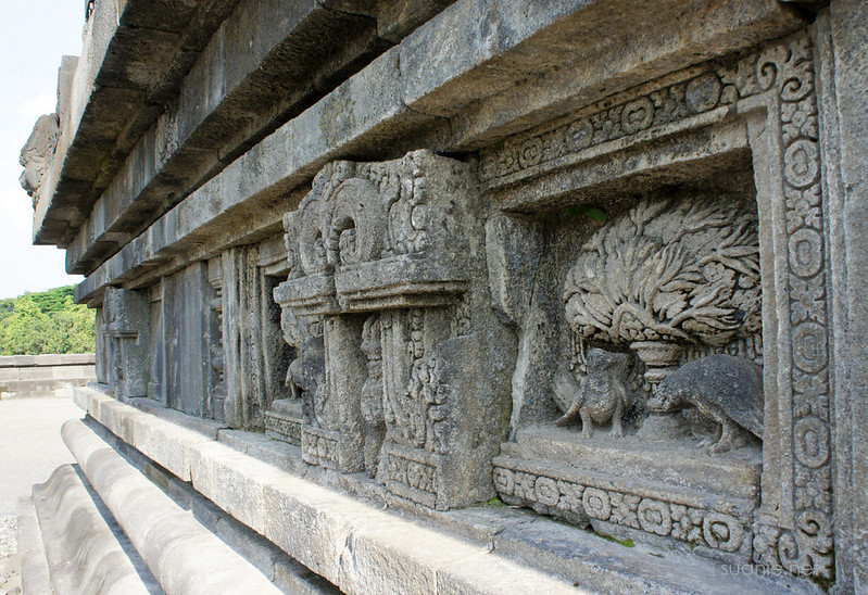 Prambanan, Yogyakarta - carvings