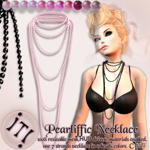 !IT! - Pearliffic Necklace CMP 1 Image