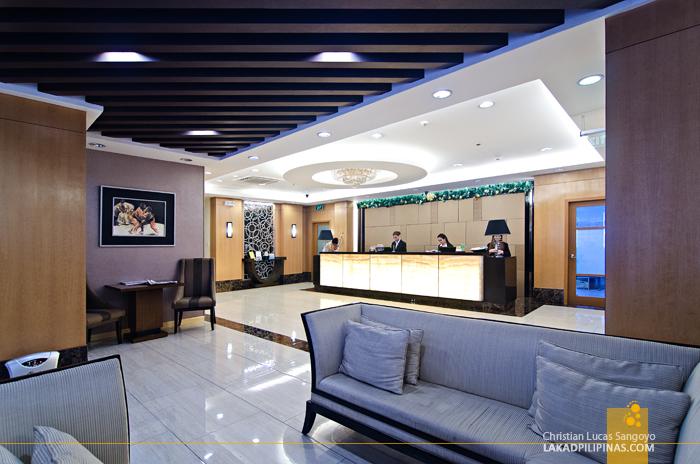 Cafe Kyoto Bataan Lobby