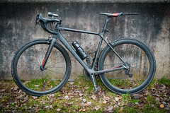 Canyon Ultimate CF SLX - February road grit edition