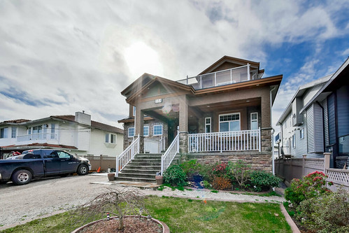 Storyboard of 354 Pembina Street, New Westminster
