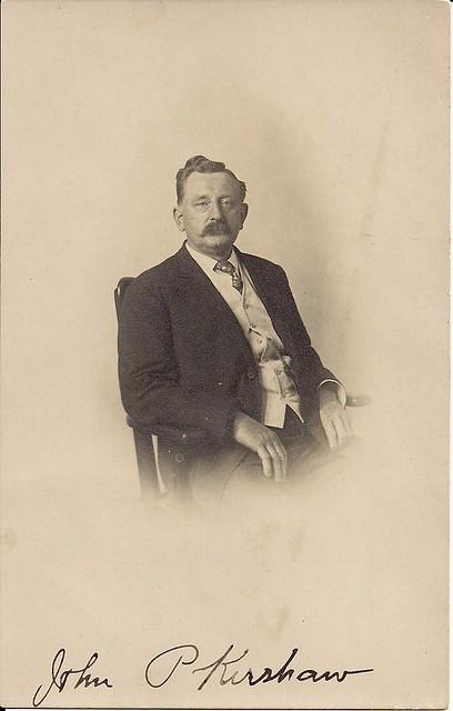 John P Kershaw