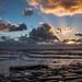 After the rain comes the sun by Monika Kalczuga