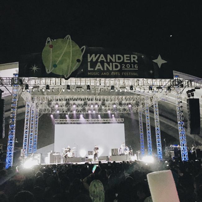 WANDERLAND MUSIC FEST 2016