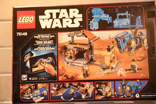 LEGO Star Wars 75148 Encounter on Jakku 2