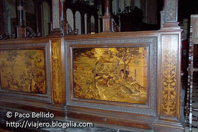 Diseños de Lorenzo Lotto. © Paco Bellido, 2006